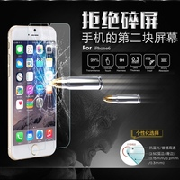Top Quality 9H 2.5D 0.3mm Explosion Proof Tempered Glass Screen Protector Protective Film for iPhone 6