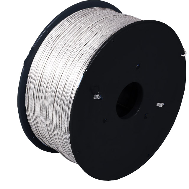 from china manufactuery high tention Multi 2.0S aluminum alloy stranded <strong>electric</strong> fence wire