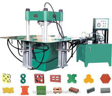 High quality pavers stone tiger stone moulding machine SY7502 in low price