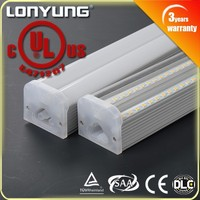 V-TYPE 20W 0.75m/2.5ft Double LED T5 Integrated Light ETL,DLC,TUV,SAA,CE light diode