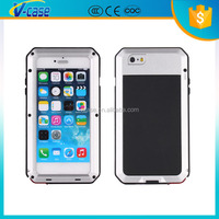 phone case dustproof shockproof waterproof metal case for iphone 5 5s, waterproof case for iphone 5, metal case for iphone 5s