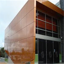 New technology fire rated aluminum composite panel building wall construction material