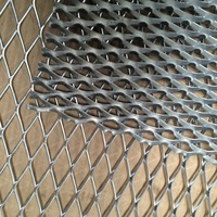 Different colors Akzo-Nobel powder expanded metal mesh manufacturer