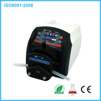 Touch screen LCD flow peristaltic pump BT601L