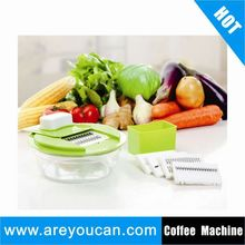 AY-VC001 Stainless steel manual spiral potato chip slicer