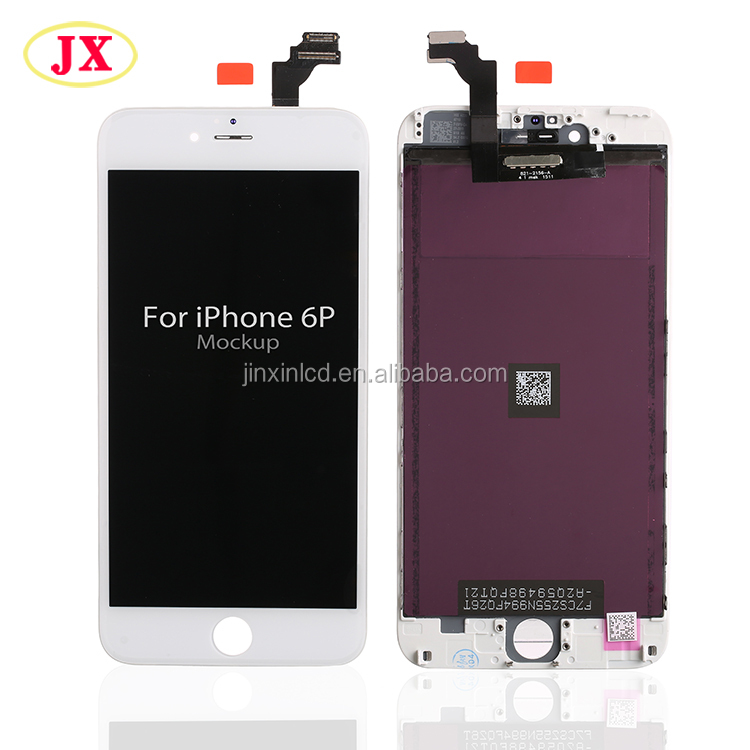 High Copy Chinese lcd display for iphone 6 plus, screen for iphone 6 plus lcd screen