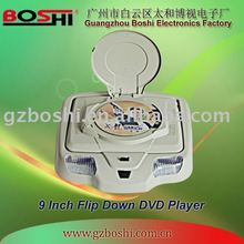 9 inch Overhead DVD System