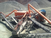 Quarry Dust Extraction System Using in Crushing Quarry