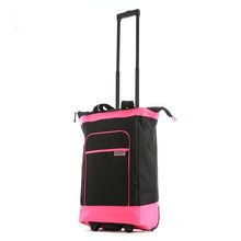 Convenient textile lining leisure luggage company