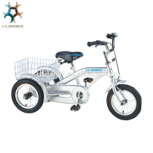 New model 20 inch hot sell tricycle with single speed for children