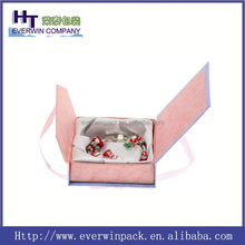 High Quality plastic clear box packaging bracelet/necklace/ring