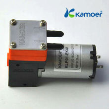 MIcro Kamoer vacuum pump with brush motor 6v