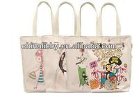 Factory cheap plain Canvas tote Bag