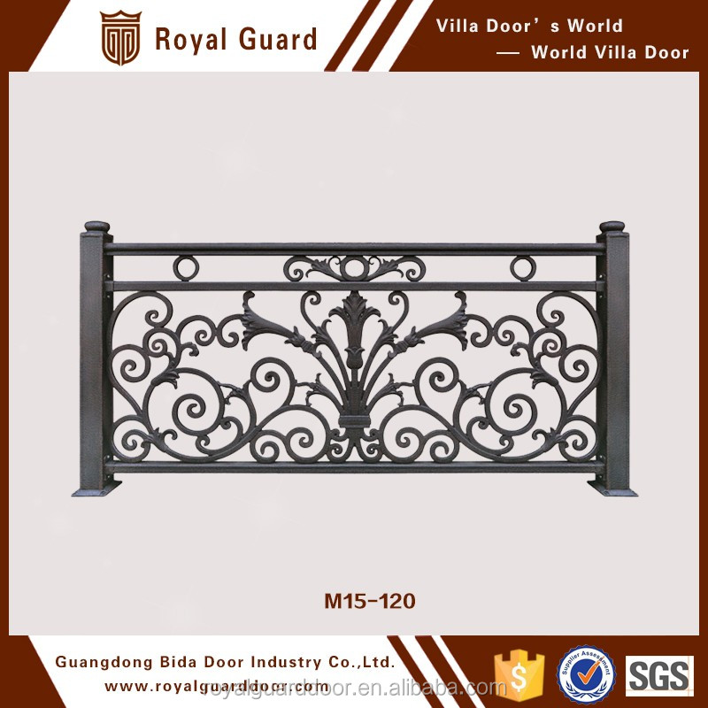 Aluminum handrail for stairs/staircase handrail/staircase handrail design