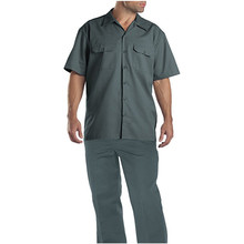 High Quality Men Suit Short Sleeve T Shirt And Trousers WorkWear Latest Workwear Suit For Men Pictures