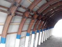 mining tunnel support U steel beam arch with good price