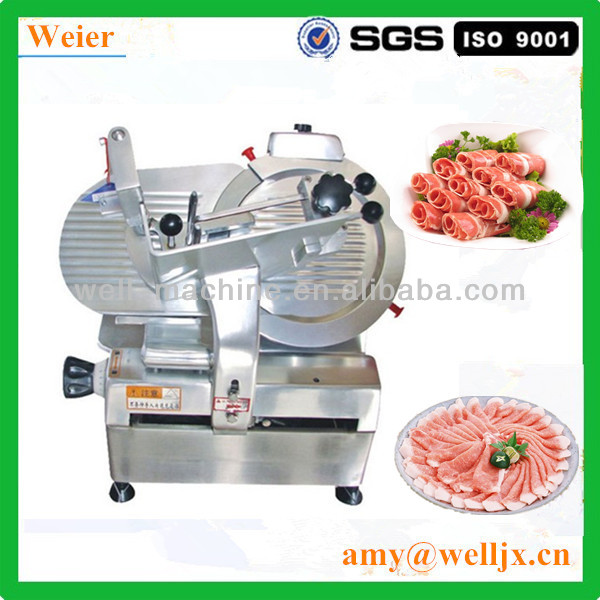 Hot selling automatic frozen fish meat slicer/beef slicer 0086 18838017889
