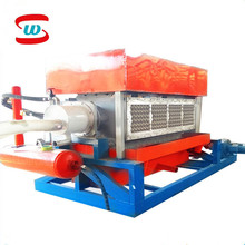 4 by 4 Used Paper Egg Tray Moulding Machine