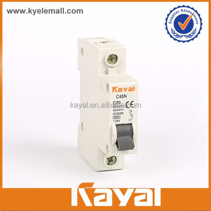 Durable Hot Sales 10a earth leakage circuit breaker