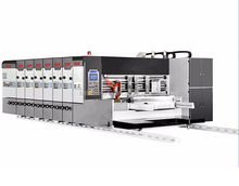 Automatic flexo ink printers and slotter die cutter machine price