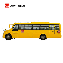 Famous Brand AMERICA STYLE SCHOOL BUS 4x2 Diesel School Bus For Sale