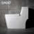 White Colour Sanitary Toilet With Damper Seat