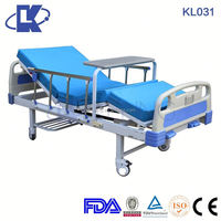 CE ISO FDA 3 function comfort invacare hospital bed