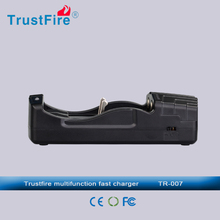 TrustFire TR-007 4.2v usb uk plug battery charger multi-functional charger for various batteries from China factory