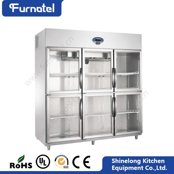 Professional Heavy Duty Kitchen Appliance General Second Hand Refrigerator