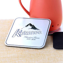 Top fashion good quality drink felt coasters from manufacturer