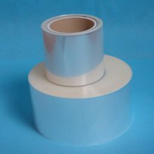 rough film for oil impregnation capacitor