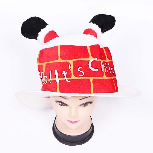 Christmas Chimney Santa Hat