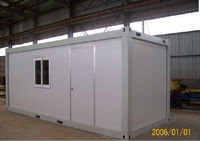 mobile house container