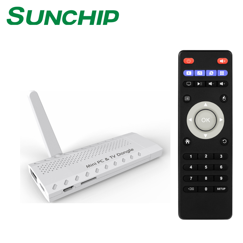 ON SALE !! Rockchip RK3229 sunchip quad core android 6.0 tv stick CX-939 pro SUNCHIP free applications skype 2.4Ghz wifi dongle