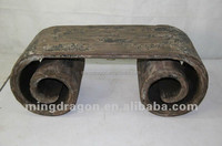 Chinese antique elm wood Shanxi coffee table