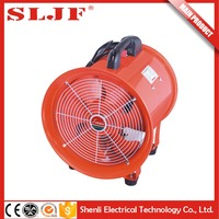 shenli air ventilation fan wheel plastic fan impeller