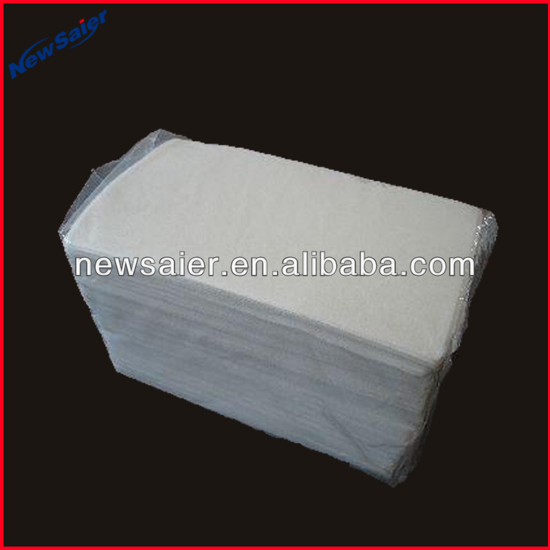 absorbent pad for meat/fish