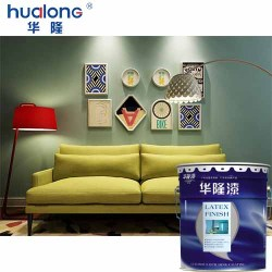 Hualong Powerful Alkali Resistance Wall Interior Paint