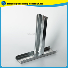 Drywall structure profile galvanized steel frame