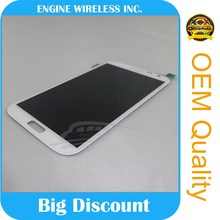 active replacement front glass lcd for note 2