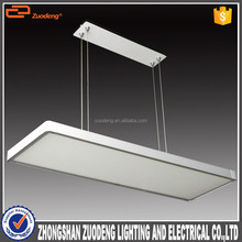 high lumen 2ft backlight 600mm 30w pendant led bracket light