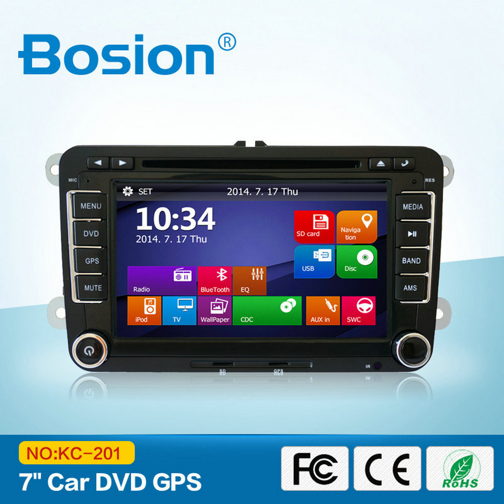 Win8 UI HD Touch Screen Autoradio 2 Din Car Radio for Skoda Octavia Fabia with GPS Navigation