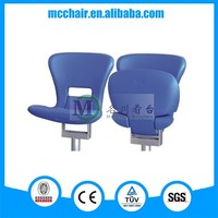 2016 Taurus Floor Mounted China Stadium Seats Folding Adult Soccer Chair/Audience Chair Arena Seating/Grandstand Seating Chairs
