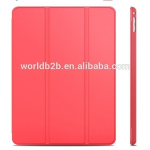 Super Slim Smart Cover Case for iPad Pro 12.9,Many Colors are Available