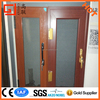 2016 New products Aluminum built-in windows with Stainless 304 Security simple iron window screen