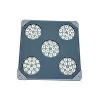 75W,90W,120W Gas Station LED Canopy Light CE / UL Driver