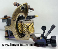 handmade iron tattoo machine