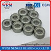 High Quality Miniature Ball Bearing Sizes