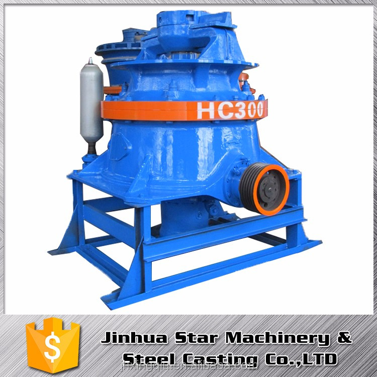 Smelting Low noise Light weight mobile impact crusher