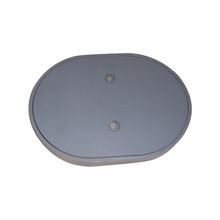 Using international standard sizes Marine manhole cover